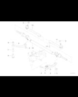 Drążek kierowniczy środkowy - 32211096057