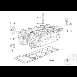 Uszczelka głowicy silnika BMW E39 E31 E38 E53 X5 540i 740i 840Ci 4,4i M62 - 11121433474