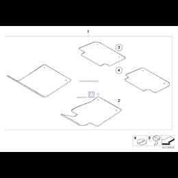 Dla samochodów z grey, Zamek obrotowy 22,5mm - 51473416396