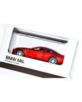 Miniatura BMW M6 Coupe 1:41 - 80422413805