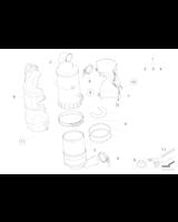 AT-Filtr cząstek stałych - 18307806011
