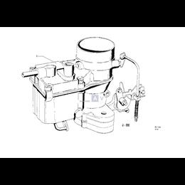 Zestaw naprawczy gaźnika - 13111255738