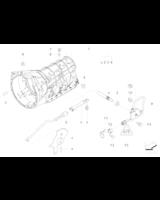Korek śruba z pierścieniem spustu oleju BMW E31 E38 E39 E46 E53 E60 E63 E65 E70 E71 E83 E84 E90 E91 F01 F07 F10 F12 F15 F20 F21 F30 F31 - 24117552349