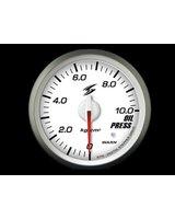 Wskaźnik ciśnienia oleju BMW biały