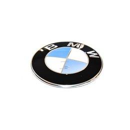 Emblemat znaczek przód tył BMW E81 E87 E63 E64 Z4 E85 E86 F06 F07 F10 F11 F12 F13 - 51147057794