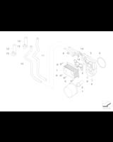 Adapter wymiennika ciepła, czarny - 11447711154
