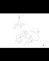 Amortyzatory przód BMW E36 - 31311092307