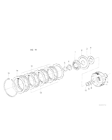 3HP22, Cylinder - 24231209838