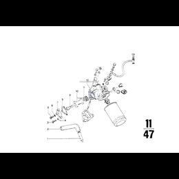Podstawa filtra oleju - 11421259483