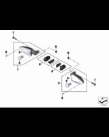 Adapter uchwytu kierunkowskazu - 63237723439