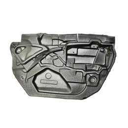Izolacja dźwiękowa drzwi przód prawa BMW E46 sedan touring 316 318 320 323 325 328 330 - 51487114714