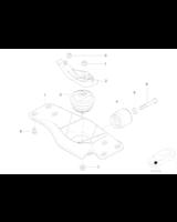 Adapter podstawy skrzyni biegów - 22311092726