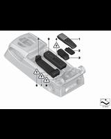 Adapter zatrzaskowy - 84109241374