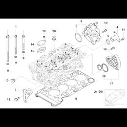 Oryginał BMW - 11120391974