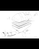 Filtr powietrza BMW E30 E36 E34 320 323 325 318 316 518 520 525 750 850 - 13721715881
