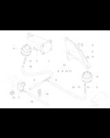 Elektrozawór BMW E46 E39 E38 E60 E65 X3 X5 E61 E53 E70 E71 E81 E83 E87 E90 E91 F01 F07 F10 F12 F15 F20 F30 - 11747810831