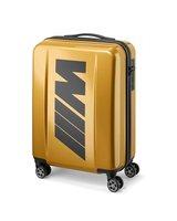 Walizka podręczna BMW M złota - 80222466332
