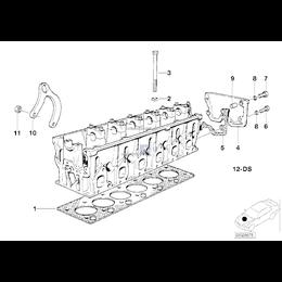Śruby głowicy BMW E31 E32 E38 E60 E63 E64 M5 M6 850Ci 750i - 11127583116