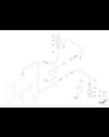 Elastyczny przewód hamulcowy przód BMW E30 E60 E65 E63 - 34321159890