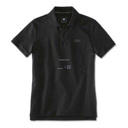Koszulka polo BMW M, czarna, męska S - 80142466261