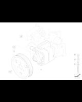 AT-Pompa wspomagania układu kierowniczego BMW E46 316i 318i N40 N42 N46 N45 - 32416758595