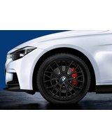 Koło zimowe DOUBLE SPOKE 18`` 405M czarny mat BMW F30 F31 F32 F33 F36 - 36112289748