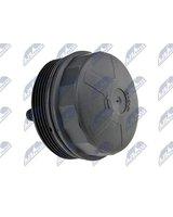 Pokrywa filtra oleju BMW E60 E61 X1 X3 X5 X6 E87 E81 E88 E90 E91 E63 E64 E65 E70 F01 F10 F20 F25 F30 F32 F36 - 11427525334