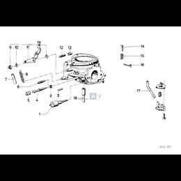Przewód elastyczny połączeniowy - 13111259601