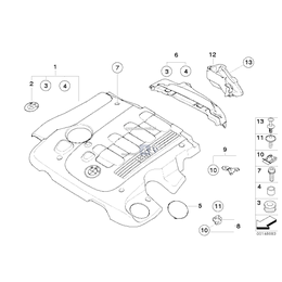 Osłona przeciwdźwiękowa - 11147807240