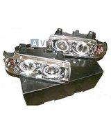 Reflektory ANGEL EYES RINGI BMW E36