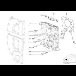 Uszczelka pokrywy rozrządu BMW E36 E46 E34 Z3 316i 318i 318is 518i - 11141739868
