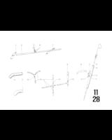 Przewód elastyczny - 11151256325