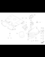 Filtr powietrza BMW E90 E91 E87 E81 X1- 13717532754
