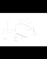 Akumulator, nienapełniony - 61212161354