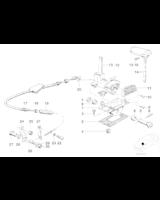 4HP22, pasuje tylko do sterownika EH, Wspornik - 25161215641