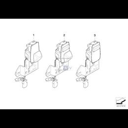 Przełącznik podgrzewania kierownicy - 61316947787