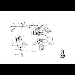 Przewód olejowy - 11421256682