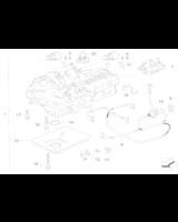 Filtr automatycznej skrzyni BMW E31 E32 E34 735i 730i 750i 525i 525i 530i 535i 850i - 24311218571