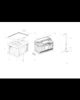 Akumulator, nienapełniony - 61211362310
