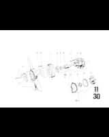 Wirnik łopatkowy - 11511251138