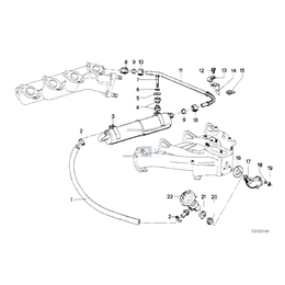 Przewód rurowy - 11711260086