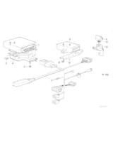 4HP22-EH, Sterownik EGS - 24611216553