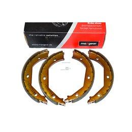 Szczęki hamulca ręcznego BMW E46 E39 E90 X1 E81 E87N E88 E92 E91 E93 F30 F31 F32 F33 F34 F36 F80 F87 - 34416761292