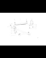 Amortyzator układu kierown. - 32212750050