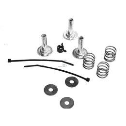 Zestaw części mocujących poduszkę pneumatyczną BMW E61 520 523 525 530 535 545 550 - 37206793219