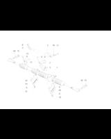 Amortyzator układu kierown. - 32112160611