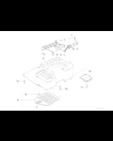 Filtr automatycznej skrzyni BMW E36 E39 E38 2,0 2,3 2,5 2,8 3,0 - 24341422513