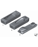 Adapter zatrzaskowy, do Siemens S55 - 84210154606