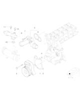 Termostat BMW E46 E39 318d 320d 520d M47 - 11532247019