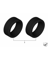 Bridgestone Potenza S 001 RFT - 85452548071